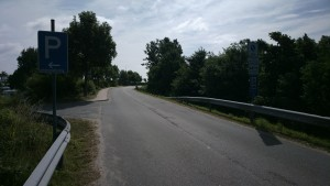 Holnis Parkplatz 1