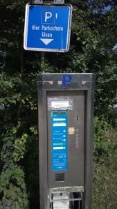 Holnis Parkplatz 2