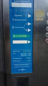 Holnis Parkplatz 3