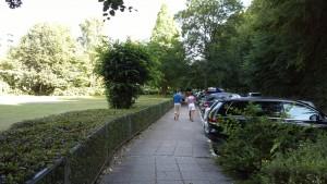 Sandwig Parkplatz 2