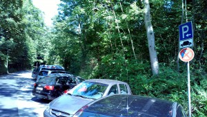 Solitüde Parkplatz 1