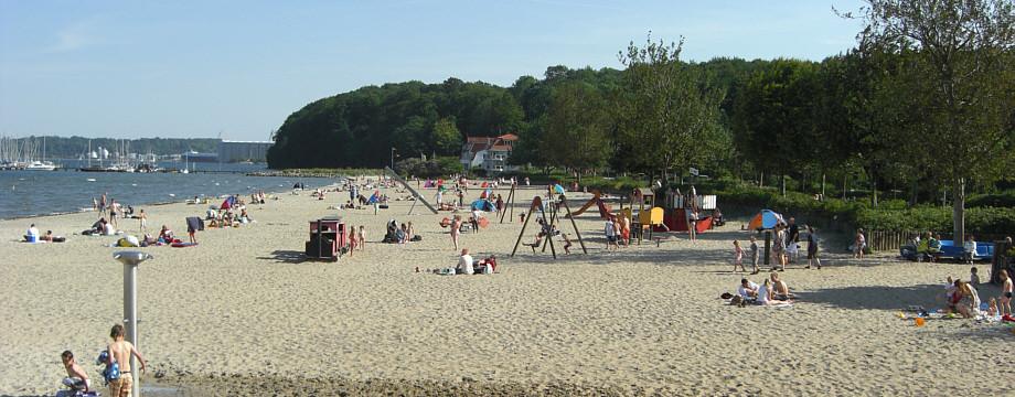 Strand von Wassersleben